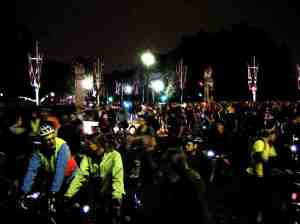 London Critical Mass